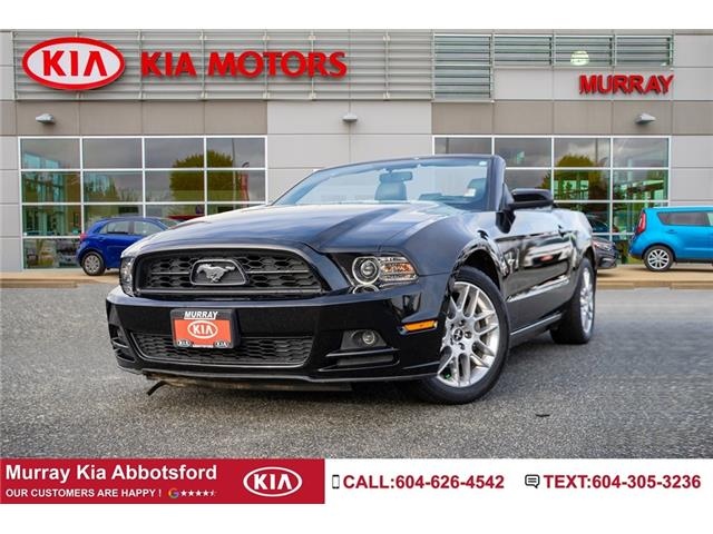 2014 Ford Mustang V6 Premium (Stk: M1747) in Abbotsford - Image 1 of 16