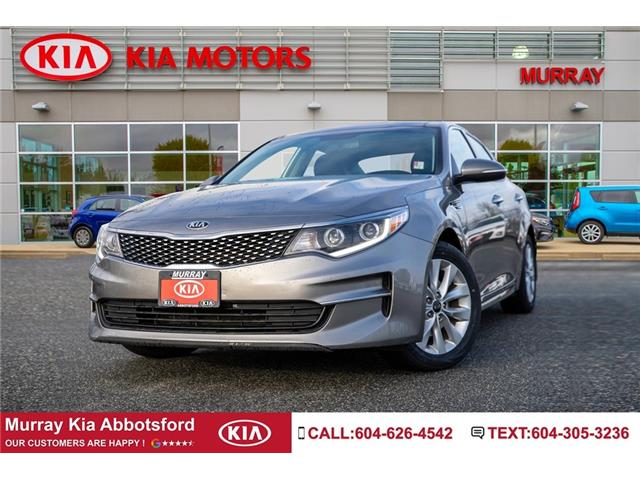 2017 Kia Optima EX+ w/Sunroof (Stk: M1749) in Abbotsford - Image 1 of 19