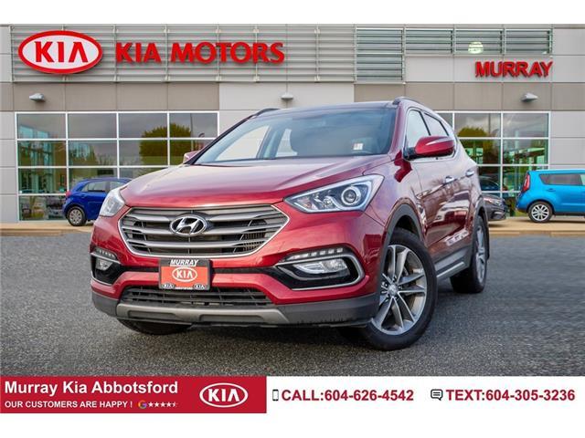 2018 Hyundai Santa Fe Sport 2.0T Limited (Stk: M1750) in Abbotsford - Image 1 of 17