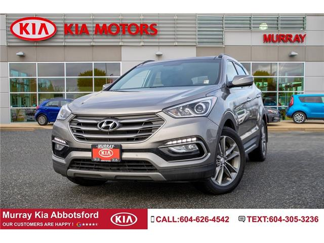 2017 Hyundai Santa Fe Sport 2.0T Limited (Stk: M1751) in Abbotsford - Image 1 of 21