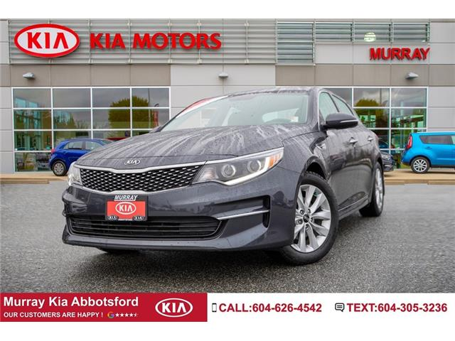 2018 Kia Optima EX (Stk: M1736B) in Abbotsford - Image 1 of 16