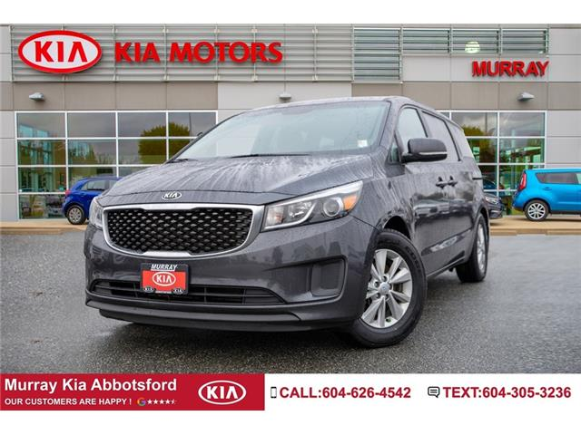2016 Kia Sedona LX (Stk: SD08780A) in Abbotsford - Image 1 of 21