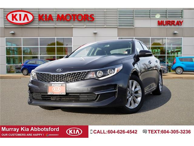 2018 Kia Optima EX (Stk: M1713B) in Abbotsford - Image 1 of 22