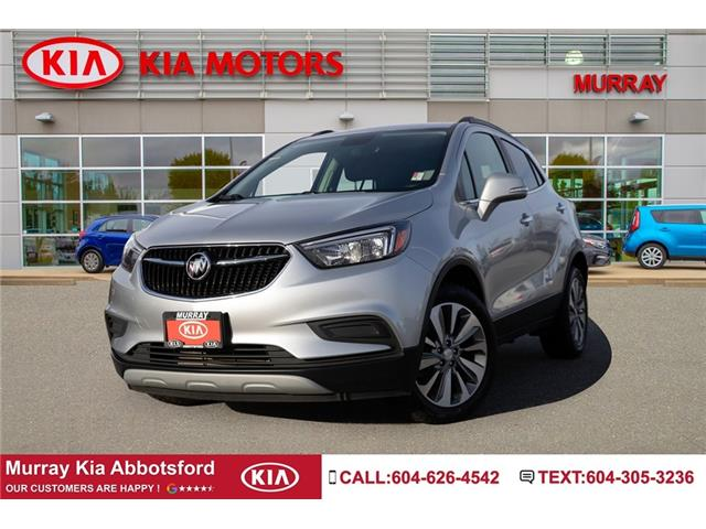 2018 Buick Encore Preferred (Stk: M1753) in Abbotsford - Image 1 of 17