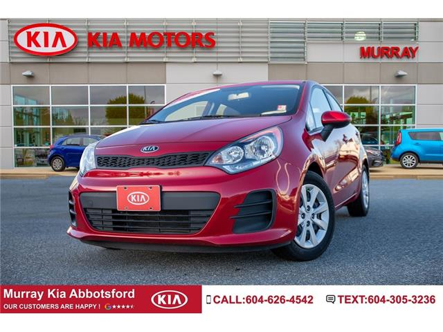 2016 Kia Rio LX+ (Stk: M1755) in Abbotsford - Image 1 of 21