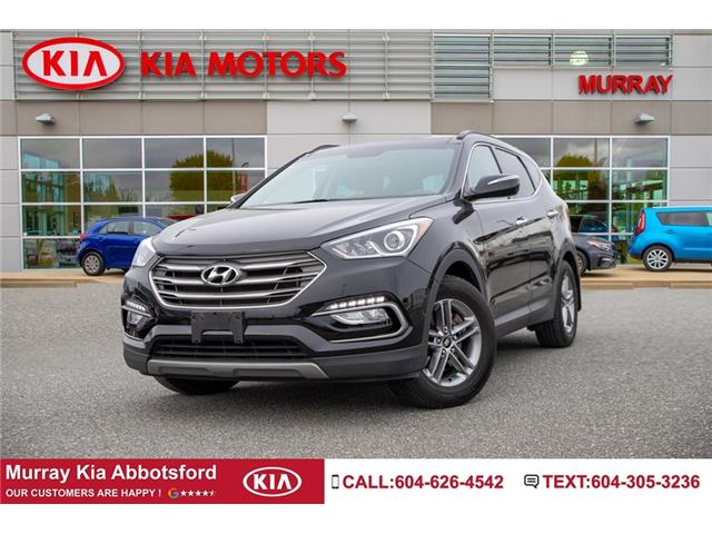 2017 Hyundai Santa Fe Sport 2.4 Luxury (Stk: M1778A) in Abbotsford - Image 1 of 22