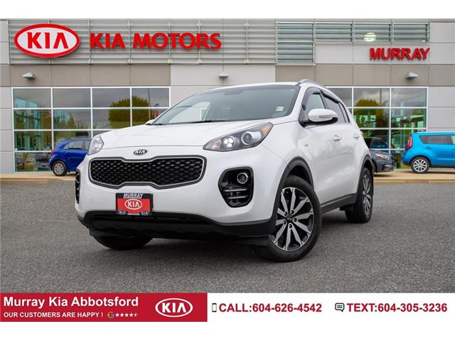 2018 Kia Sportage  (Stk: TL14590A) in Abbotsford - Image 1 of 21