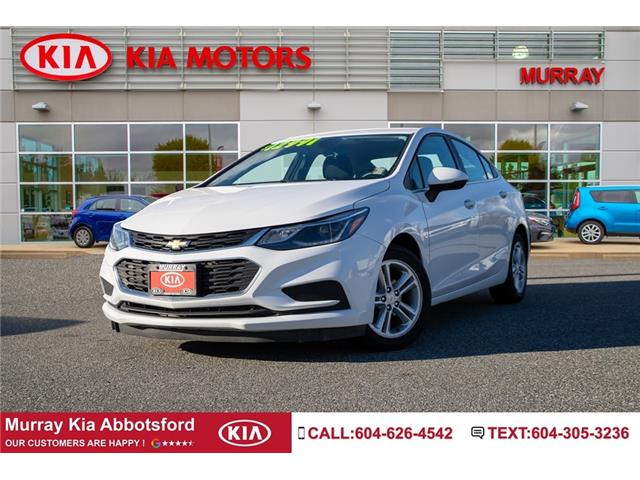 2016 Chevrolet Cruze LT Auto (Stk: M1752A) in Abbotsford - Image 1 of 20