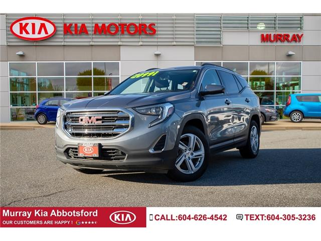 2018 GMC Terrain SLE (Stk: M1789) in Abbotsford - Image 1 of 20