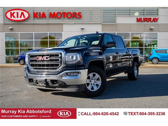 2018 GMC Sierra 1500 SLE (Stk: M1795) in Abbotsford - Image 1 of 23