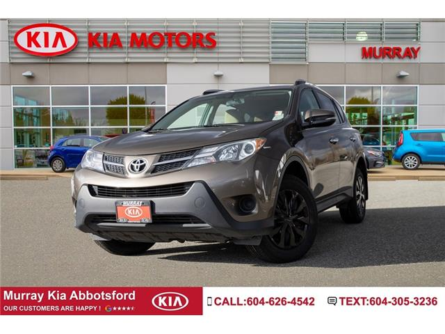 2013 Toyota RAV4 LE (Stk: M1771A) in Abbotsford - Image 1 of 21