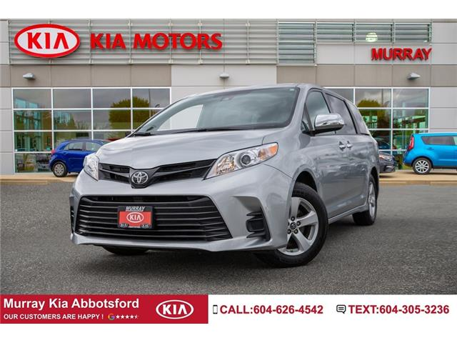 2019 Toyota Sienna 7-Passenger (Stk: M1803) in Abbotsford - Image 1 of 20