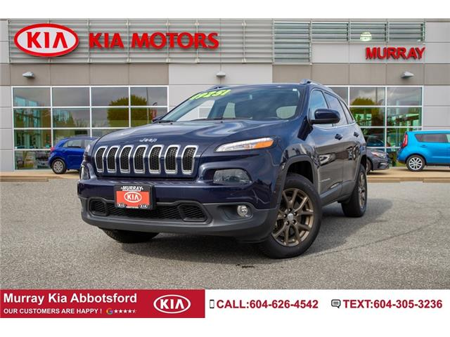 2016 Jeep Cherokee North (Stk: M1807) in Abbotsford - Image 1 of 20