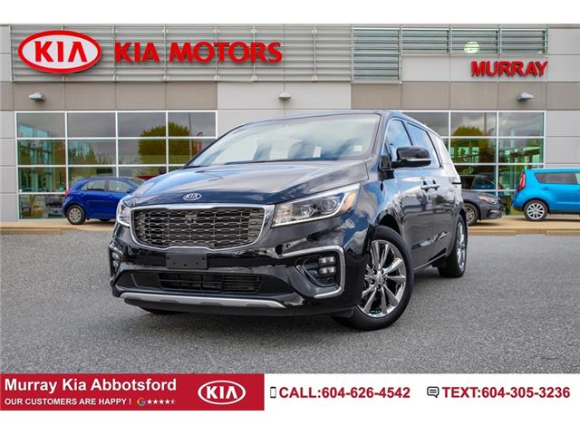 2019 Kia Sedona SXL (Stk: M1829) in Abbotsford - Image 1 of 21