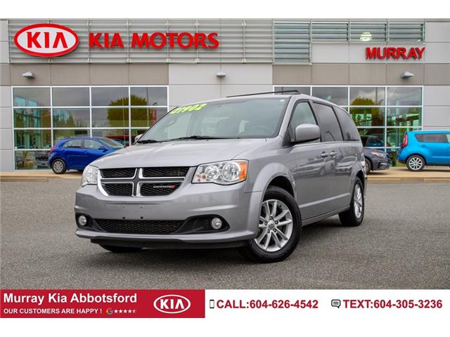 2018 Dodge Grand Caravan CVP/SXT (Stk: M1833) in Abbotsford - Image 1 of 21