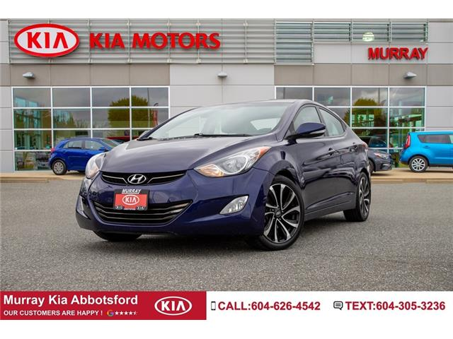 2013 Hyundai Elantra Limited (Stk: SP12184A) in Abbotsford - Image 1 of 22