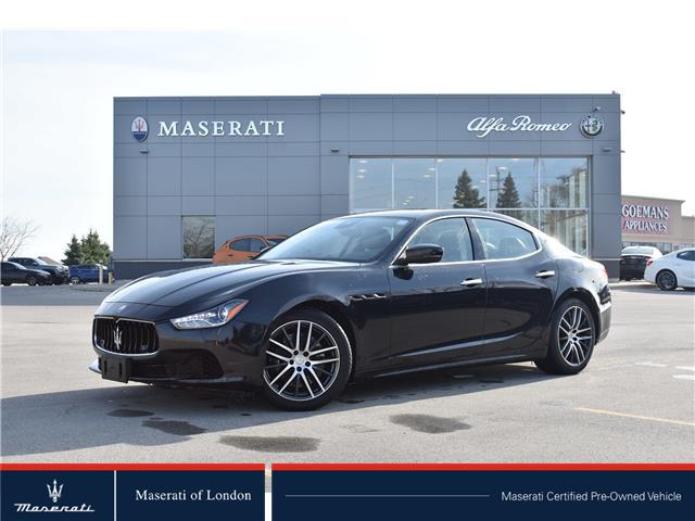 2017 Maserati Ghibli S Q4 (Stk: M17048A) in London - Image 1 of 26
