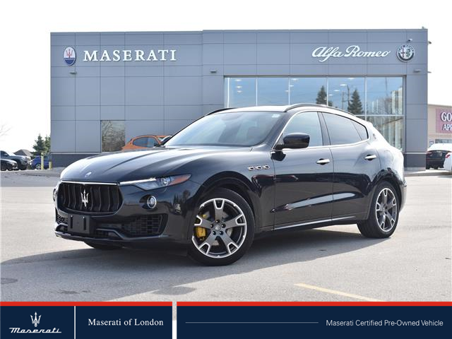 2017 Maserati Levante Base (Stk: M17064A) in London - Image 1 of 27