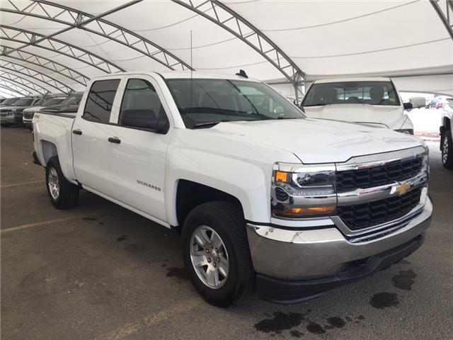 2018 Chevrolet Silverado 1500  (Stk: 156452) in AIRDRIE - Image 1 of 17
