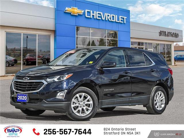 2020 Chevrolet Equinox LT (Stk: TC2588) in Stratford - Image 1 of 27