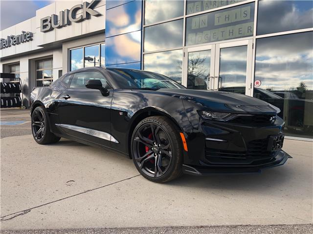 2020 Chevrolet Camaro  (Stk: SS056) in Stratford - Image 1 of 10