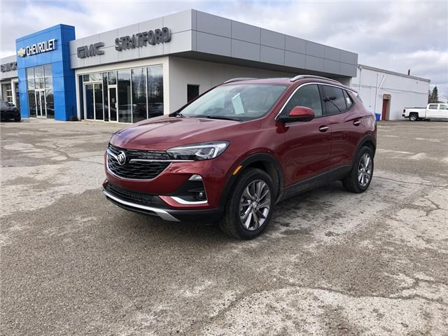 2021 Buick Encore GX Essence (Stk: T3898) in Stratford - Image 1 of 10
