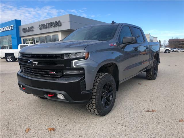 2021 Chevrolet Silverado 1500 LT Trail Boss (Stk: TC2785) in Stratford - Image 1 of 10