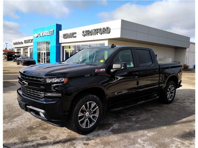 2021 Chevrolet Silverado 1500 RST (Stk: TC2792) in Stratford - Image 1 of 7