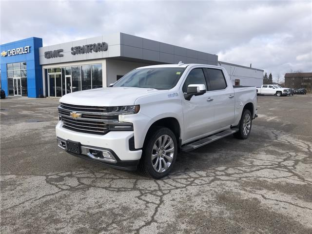 2021 Chevrolet Silverado 1500 High Country (Stk: TC2786) in Stratford - Image 1 of 10