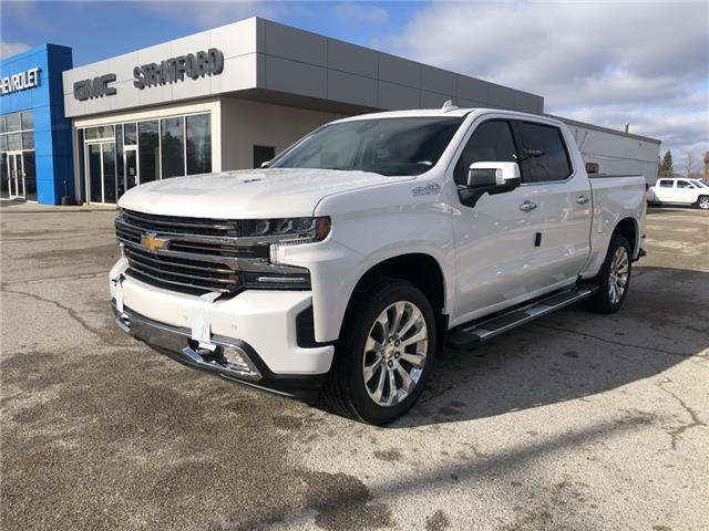 2021 Chevrolet Silverado 1500 High Country (Stk: TC2796) in Stratford - Image 1 of 10