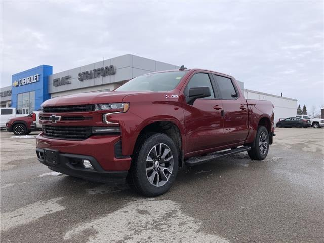 2021 Chevrolet Silverado 1500 RST (Stk: TC2800) in Stratford - Image 1 of 10
