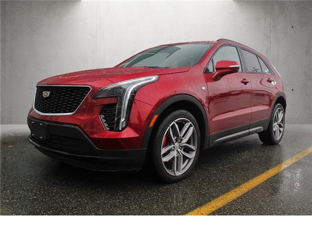 2021 Cadillac XT4 Sport (Stk: 216-0171) in Chilliwack - Image 1 of 16