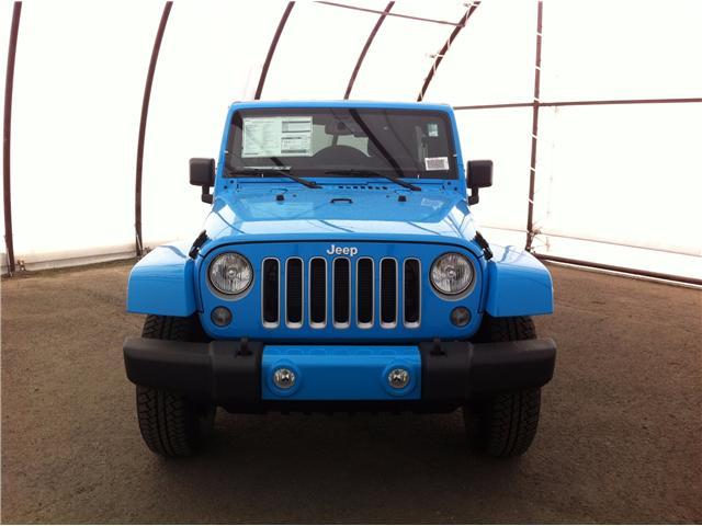 2017 Jeep Wrangler Unlimited Sahara (Stk: 170661) in Ottawa - Image 2 of 24