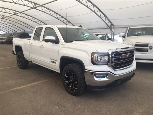 2018 GMC Sierra 1500 SLE (Stk: 156611) in AIRDRIE - Image 1 of 20