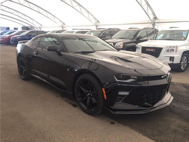 2018 Chevrolet Camaro 2SS (Stk: 155278) in AIRDRIE - Image 1 of 23
