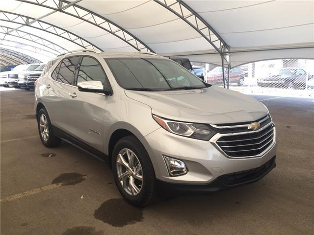 2018 Chevrolet Equinox Premier (Stk: 156867) in AIRDRIE - Image 1 of 22
