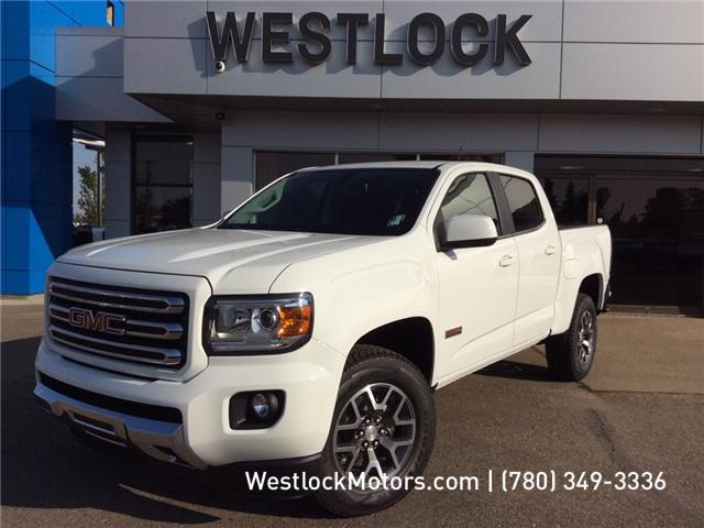 2017 GMC Canyon SLE (Stk: 17T323) in Westlock - Image 1 of 25