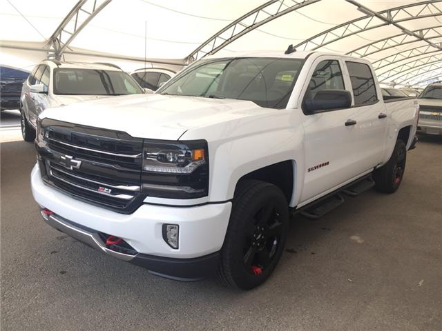 2018 Chevrolet Silverado 1500  (Stk: 156869) in AIRDRIE - Image 1 of 23