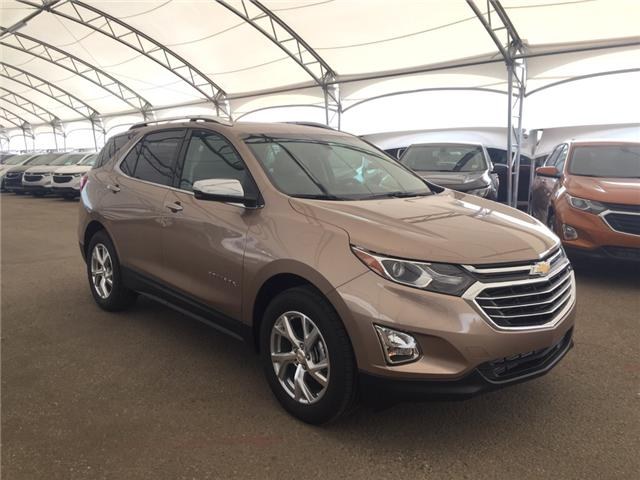 2018 Chevrolet Equinox Premier (Stk: 156866) in AIRDRIE - Image 1 of 23