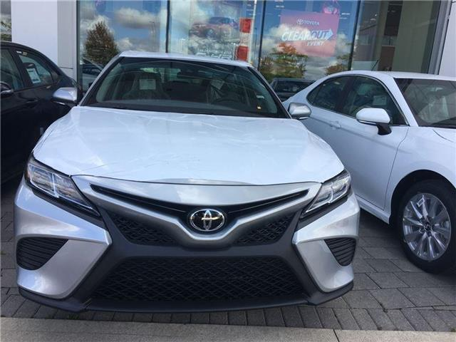 2018 Toyota Camry SE (Stk: M180048) in Mississauga - Image 2 of 5