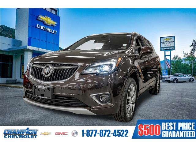 2020 Buick Envision Premium I (Stk: 20-50) in Trail - Image 1 of 28
