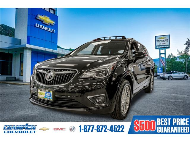 2020 Buick Envision Essence (Stk: 20-144) in Trail - Image 1 of 24