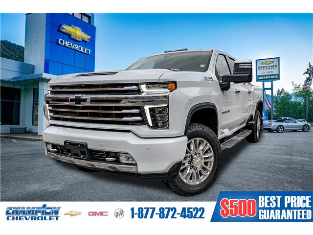 2021 Chevrolet Silverado 3500HD High Country (Stk: 21-32) in Trail - Image 1 of 29