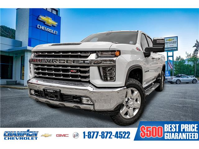 2020 Chevrolet Silverado 3500HD LTZ (Stk: 20-166) in Trail - Image 1 of 30