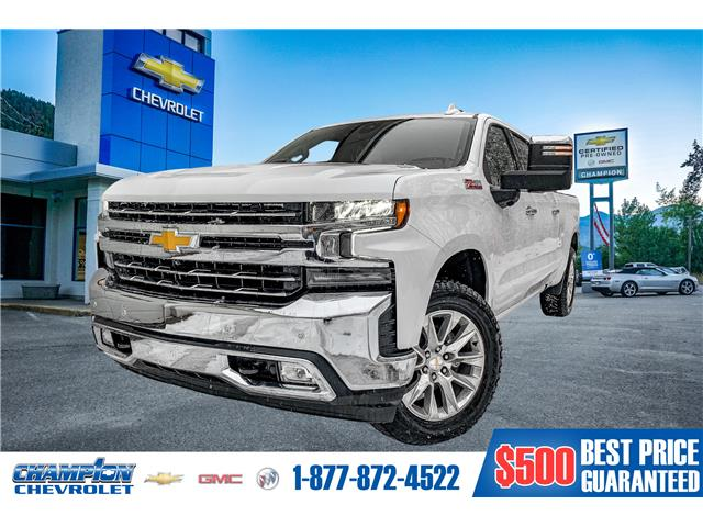 2021 Chevrolet Silverado 1500 LTZ (Stk: 21-15) in Trail - Image 1 of 29