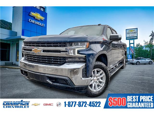 2021 Chevrolet Silverado 1500 LT (Stk: 21-31) in Trail - Image 1 of 22