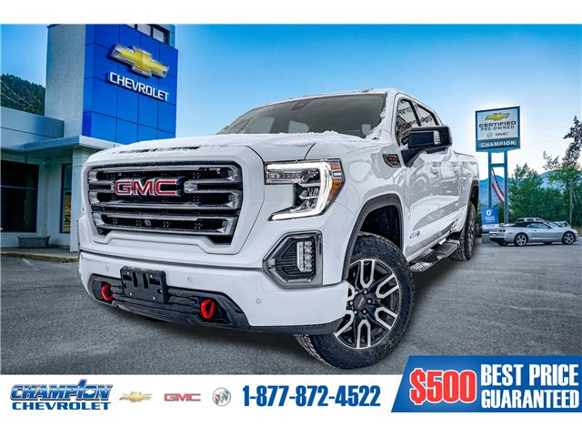 2021 GMC Sierra 1500 AT4 (Stk: 21-60) in Trail - Image 1 of 29