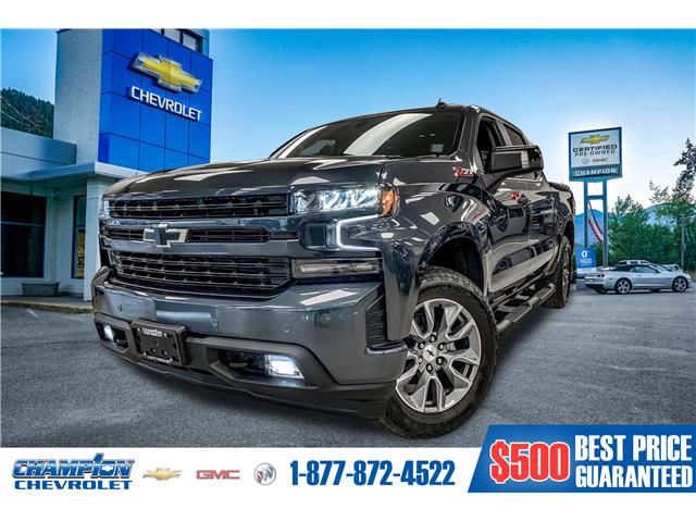 2021 Chevrolet Silverado 1500 RST (Stk: 21-52) in Trail - Image 1 of 30