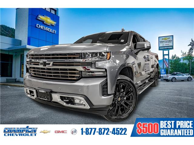2021 Chevrolet Silverado 1500 High Country (Stk: 21-46) in Trail - Image 1 of 29