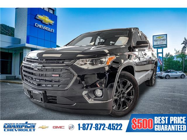 2021 Chevrolet Traverse RS (Stk: 21-44) in Trail - Image 1 of 29